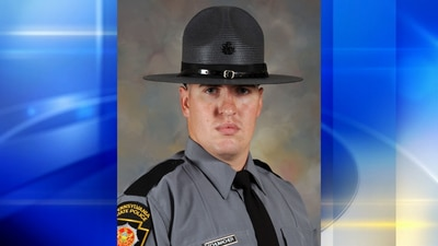 Pennsylvania State Police trooper arrested in Washington County