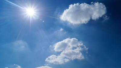 Sunshine will boost temperatures after chilly morning Friday