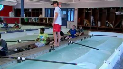 Rowing gaining popularity as sport, especially with 2 Central Catholic alums on Team USA