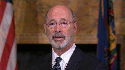 Gov. Wolf announces plan to protect workers and improve wages