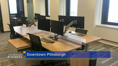 Our Region's Business - Koppers Renovates Workspace