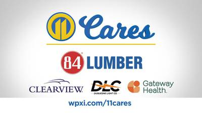 11 Cares: 84 Lumber thanks you for supporting Pack the Bus