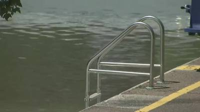 Popular Pittsburgh swimming pool closed by muddy mess
