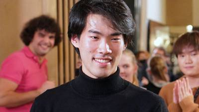 Canadian wins 18th Chopin international piano competition