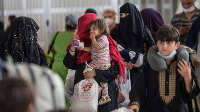 Pentagon preparing for 50,000 Afghanistan refugees, getting support from humanitarian groups