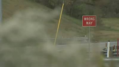 Woman killed in wrong-way crash on I-79 in Washington County
