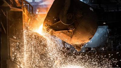 Tenaris reopens its local steel mill facilities