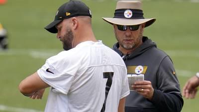 Steelers OC Matt Canada: 'I need to do better'