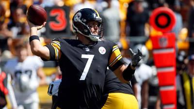 Pittsburgh Steelers' Roethlisberger suffers pec injury