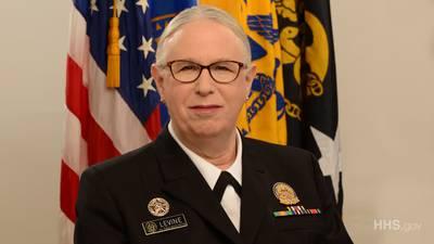 Dr. Levine, former Pennsylvania Health Secretary, receives additional government role