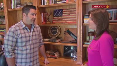 Channel 11 sits down with Sean Parnell, Republican candidate in one of biggest races of Decision 2020