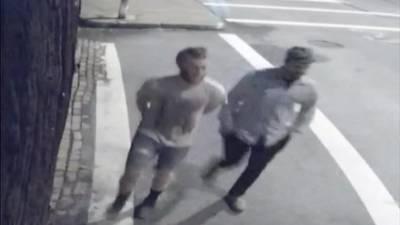 Two men turn selves in for Millvale vandalism incidents