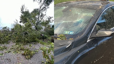 National Weather Service confirms 2 tornadoes touched down in Beaver County