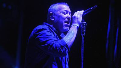 Smash Mouth's Steve Harwell apparently retires after 'chaotic' concert