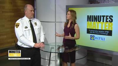 Minutes Matter with Mark Pinchalk, Pittsburgh Bureau of EMS