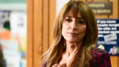 Actress Katey Sagal recovering after being hit by car in Los Angeles