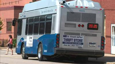 All Butler Transit Authority bus routes suddenly shut down after drivers got sick